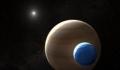 Astronomii au detectat prima Luna din afara Sistemului Solar