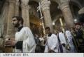 PELERINI DIN TOATE COLTURILE LUMII PARTICIPA LA IERUSALIM LA PROCESIUNILE DIN VINEREA MARE