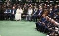 Presedintele Dodon, la ceremonia de investire a presedintelui Iranului