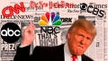 Donald Trump ataca din nou presa americana