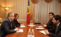 MOLDOVA SI RUSIA VOR APROFUNDA COLABORAREA IN DOMENIUL EDUCATIEI, CULTURII SI INOVARII