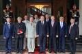 Presedintele Republicii Moldova, Igor Dodon, a inminat, astazi, distinctii de Stat cu prilejul celor 26 de ani de independenta a tarii
