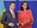 VLAD FILAT: SÎNT FERM CONVINS CĂ ÎN CEL MAI SCURT TIMP CETĂŢENII REPUBLICII MOLDOVA VOR PUTEA CĂLĂTORI LIBER ÎN EUROPA