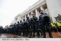 UCRAINA: CONFRUNTARI LA KIEV INTRE PROTESTATARI SI POLITIE, CARE A RECURS LA GAZE LACRIMOGENE PENTRU A DISPERSA MULTIMEA