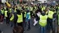 """Mobilizare slaba a """"vestelor galbene"""" in a 26-a saptamina de proteste"""