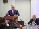 PRESEDINTELE TARII, IGOR DODON A PARTICIPAT LA SEDINTA CONSILIULUI RECTORILOR DIN R. MOLDOVA