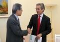 JAPONIA CONSIDERĂ BENEFICĂ PENTRU ECONOMIA MOLDOVEI ADERAREA LA UNIUNEA EUROPEANĂ