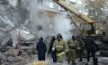 Rusia: Un bebelus a fost gasit in viata printre darimaturi in urma unei explozii din orasul Magnitogorsk