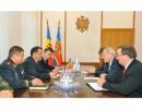 MINISTRUL APĂRĂRII A AVUT O ÎNTREVEDERE CU AMBASADORUL MISIUNII OSCE ÎN REPUBLICA MOLDOVA
