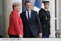 Luna de miere intre Macron si Merkel se prefigureaza a fi scurta dupa alegerile parlamentare din Germania