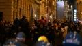 In Italia, protestele impotriva restrictiilor continua