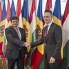 R. MOLDOVA ŞI UNGARIA AU ÎNCHEIAT UN ACORD DE COLABORARE ÎN DOMENIUL PROMOVĂRII EXPORTURILOR