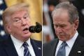 Trump este tradat din interiorul propriului partid. Sute de oficiali din Administratia lui Bush fac un comitet de sustinere pentru Biden