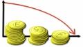 Investiţiile directe în economie au înregistrat o scădere cu peste 40 la sută