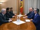 PRESEDINTELE R. MOLDOVA, IGOR DODON, A AVUT O INTREVEDERE CU PRINTUL LOUIS ALPHONSE DE BOURBON DIN FRANTA