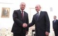 Igor Dodon a avut o intrevedere cu Vladimir Putin