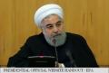 PRESEDINTELE IRANIAN HASSAN ROHANI PROMITE O «RECONSTRUCTIE RAPIDA» DUPA CUTREMUR