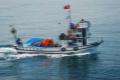 Un vapor plin cu migranti a fost retinut in Turcia
