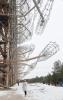 Tainele constructiei halucinante de linga Cernobil. Americanii se temeau ca poate controla mintile