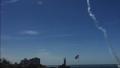 Atac cu rachete din Fisia Gaza spre Israel in cursul ceremoniei de la Washington