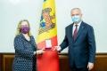 SEFUL STATULUI A AVUT O INTREVEDERE DE RAMAS BUN CU AMBASADORUL AUSTRIEI IN REPUBLICA MOLDOVA