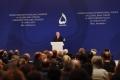 PRESEDINTELE REPUBLICII MOLDOVA A SUSTINUT UN DISCURS IN CADRUL FORUMULUI INTERNATIONAL DE LA BAKU