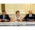 DEPUTAŢI PLDM, LA REUNIUNEA COMISIEI COMUNE PENTRU INTEGRARE EUROPEANĂ