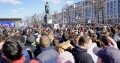 Autorităţile ruse au desfasurat fortele de ordine in Moscova, inaintea unui protest al opozitiei