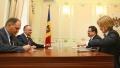 IGOR DODON, PRESEDINTELE TARII, A AVUT O INTREVEDERE CU NOUL SEF AL DELEGATIEI UE IN R. MOLDOVA, PETER MICHALKO