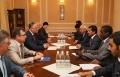 Intrevedere Dodon – secretarul general al Ministrului Afacerilor Externe al Statului Qatar, dr. Ahmad AL-HAMADI