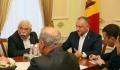 PRESEDINTELE TARII, IGOR DODON, A CONVOCAT MEMBRII CONSILIULUI SOCIETATII CIVILE PE LINGA PRESEDINTELE REPUBLICII MOLDOVA
