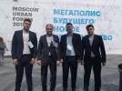 CONSILIERII FRACTIUNII PSRM IN CMC PARTICIPA LA FORUMUL DE URBANISM DIN MOSCOVA