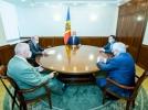 PRESEDINTELE R. MOLDOVA A SEMNAT UN DECRET PRIVIND CREAREA UNEI COMISII PENTRU REFORMA CONSTITUTIONALA