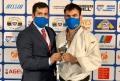 VICTOR STERPU A DEVENIT CAMPION EUROPEAN LA JUDO