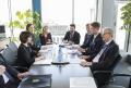 VIZITA LA BRUXELLES A PRIM-MINISTRULUI MAIA SANDU A CONTINUAT CU INTREVEDERI IMPORTANTE SI DISCUTII DE CONSOLIDARE A DIALOGULUI SI COOPERARII DINTRE UE SI R. MOLDOVA