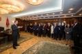 IGOR DODON A AVUT O INTREVEDERE CU AMBASADORII ACREDITATI IN REPUBLICA MOLDOVA