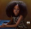 Cea mai frumoasa fetita de culoare: are 5 ani si a uimit intreaga lume cu chipul ei