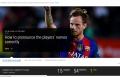 UEFA PREZINTA PENTRU VORBITORII DE ENGLEZA UN GHID DE PRONUNTARE CORECTA A MAI MULTOR FOTBALISTI
