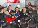 PRESEDINTELE R. MOLDOVA IMPREUNA CU EX-AMBASADORUL REPUBLICII TURCIA AU DAT START LUCRĂRILOR DE REPARATIE A SEDIULUI PRESEDINTIEI