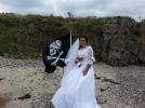 Femeia care s-a maritat cu fantoma unui pirat a divortat dupa doar citeva luni de casnicie