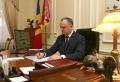 PRESEDINTELE REPUBLICII MOLDOVA A SEMNAT DOUA INITIATIVE LEGISLATIVE
