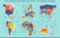 Cum se traduce Republica Moldova. Harta lumii cu sensul literal al denumirii tarilor, realizata cu informatii de la CIA