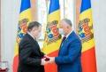 PRESEDINTELE REPUBLICII MOLDOVA A INMINAT DISTINCTII DE STAT UNUI GRUP DE LUCRATORI MEDICALI