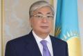 MESAJ DE FELICITARE ADRESAT PRESEDINTELUI R. KAZAHSTAN, KASSYM-JOMART TOKAYEV