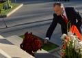 Socialistii au depus flori cu ocazia Zilei Independentei