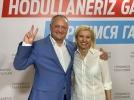 Irina Vlah si-a anuntat victoria in alegerile Bascanului Autonomiei Gagauze