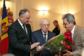 PRESEDINTELE R. MOLDOVA, DOMNUL IGOR DODON, A SEMNAT UN NECROLOG IN MEMORIA MAESTRULUI VLADIMIR CURBET