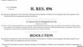 Semnificatia rezolutiei legata de R. Moldova depusa de doi membri ai Camerei Reprezentantilor din Congresul american
