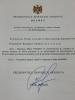 Seful Statului a semnat Decretul prin care o desemneaza pe Maia Sandu in funcția de premier