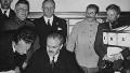 Rusia a publicat protocolul secret al Pactului Ribbentrop-Molotov